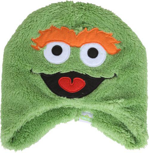 Neff-grouch-beanie-green